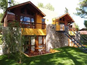 Cabañas Entreverdes, Lodge  Villa Gesell - big - 14
