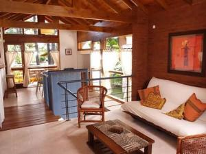 Cabañas Entreverdes, Lodge  Villa Gesell - big - 13