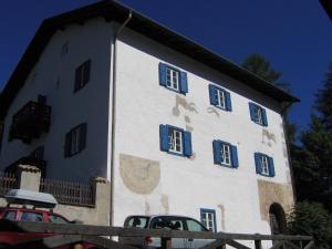 Ciasa Soldà, Apartmány  Vigo di Fassa - big - 22