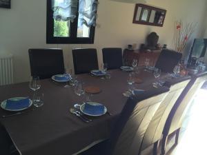 Maison d'hôtes Les Coudreaux