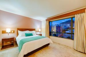 Hotel Obelisco, Отели  Кали - big - 8