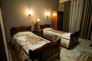 Real Scampis Hotel, Szállodák  Elbasan - big - 11