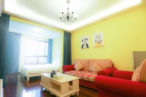 No.1 Apartment, Appartamenti  Chongqing - big - 31