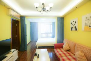 No.1 Apartment, Appartamenti  Chongqing - big - 32