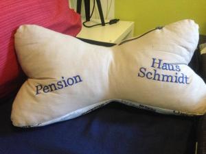 Haus Schmidt, Penziony  Gerach - big - 28