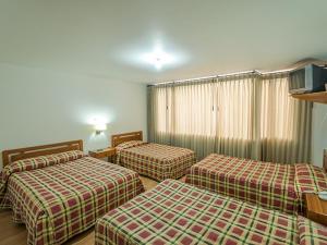 Hotel Tuvalu, Hotels  Paipa - big - 2