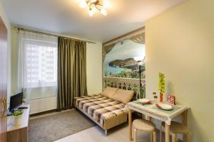 Apartments on Yuzhniy kvartal 6