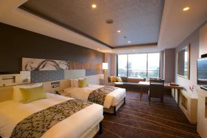 Miyajima Grand Hotel Arimoto, Szállodák  Mijadzsima - big - 4