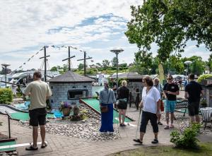 Dragsö Camping & Stugby, Campsites  Karlskrona - big - 50