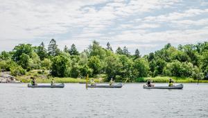 Dragsö Camping & Stugby, Campsites  Karlskrona - big - 54