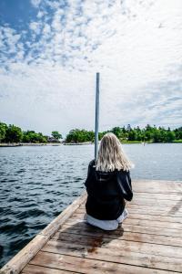 Dragsö Camping & Stugby, Campsites  Karlskrona - big - 51