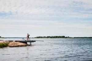 Dragsö Camping & Stugby, Campsites  Karlskrona - big - 58