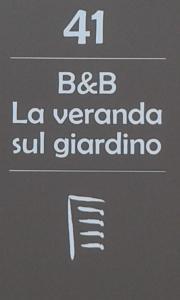 La Veranda Sul Giardino, Bed and breakfasts  Corinaldo - big - 19