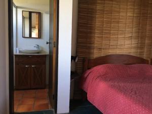 Residencial Casa Santinho, Affittacamere  Florianópolis - big - 18