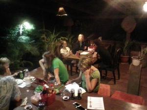 Nature House, Комплексы для отдыха с коттеджами/бунгало  Banlung - big - 42