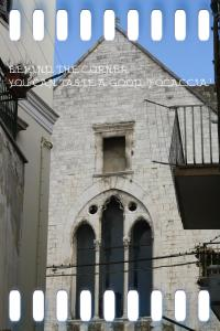 B&B Il Grifone, Bed and Breakfasts  Bitonto - big - 10