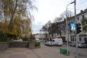 Hrushevsky Apartment Near The Theater, Apartmanok  Ternopil - big - 6