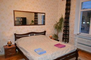 Hrushevsky Apartment Near The Theater, Apartmanok  Ternopil - big - 19