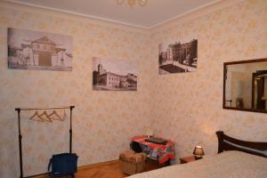 Hrushevsky Apartment Near The Theater, Apartmanok  Ternopil - big - 16