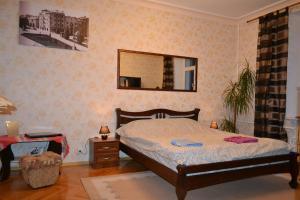 Hrushevsky Apartment Near The Theater, Apartmanok  Ternopil - big - 8