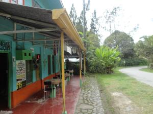 Hostel Casa Chirripo, Affittacamere  Herradura - big - 96