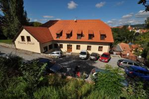 Penzion Prelat, Guest houses  Český Krumlov - big - 20
