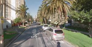 Departamento San Miguel, Apartments  Santiago - big - 7