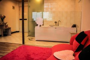 Jixi International Youth Hostel, Hotel low cost  Jixi - big - 22