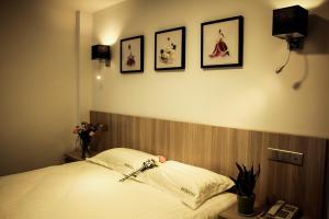 Jixi International Youth Hostel, Hotel low cost  Jixi - big - 18