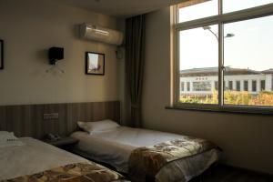 Jixi International Youth Hostel, Hotel low cost  Jixi - big - 16