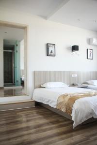 Jixi International Youth Hostel, Hotel low cost  Jixi - big - 37
