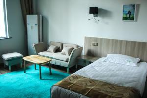 Jixi International Youth Hostel, Hotel low cost  Jixi - big - 14
