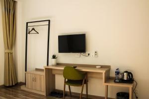 Jixi International Youth Hostel, Hotel low cost  Jixi - big - 10