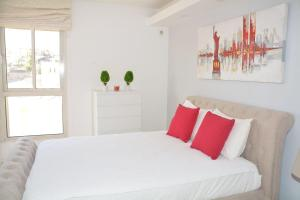 Sweethome26 Luxury Apartment Eilat, Apartmány  Eilat - big - 7