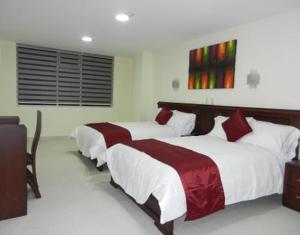 Hotel Cosmopolita Ambato, Hotels  Ambato - big - 19