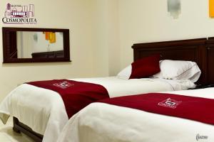 Hotel Cosmopolita Ambato, Hotels  Ambato - big - 20