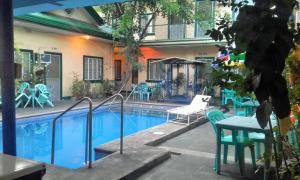 Daniela's Place Apartelle, Penzióny  Angeles - big - 29