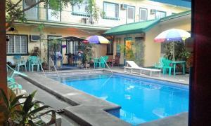 Daniela's Place Apartelle, Penzióny  Angeles - big - 28