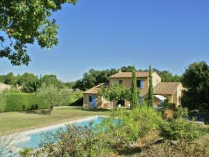 Villa Maubec, Vily  Maubec - big - 37