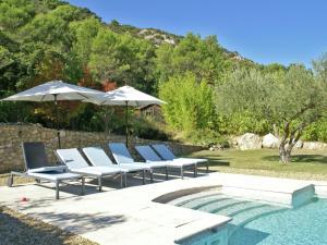 Villa Maubec, Vily  Maubec - big - 30