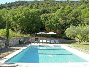 Villa Maubec, Vily  Maubec - big - 26