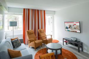 Holiday Club Kuusamon Tropiikki Apartments, Apartments  Kuusamo - big - 15