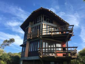 Residencial Casa Santinho, Penzióny  Florianópolis - big - 27