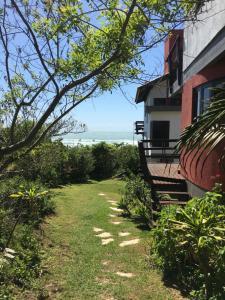 Residencial Casa Santinho, Penzióny  Florianópolis - big - 26