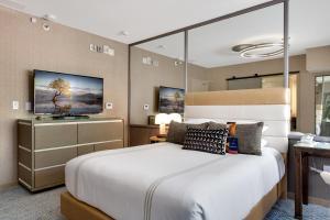 Deluxe Zimmer mit Queensize-Bett - barrierefrei