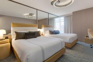 Deluxe Zimmer mit 2 Queensize-Betten