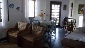 Casa do Paulo (2 quartos), Dovolenkové domy  Caraguatatuba - big - 58