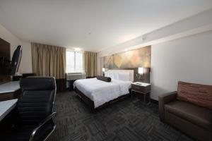 Best Western Premier Milwaukee-Brookfield Hotel & Suites, Отели  Brookfield - big - 11