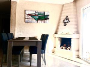 Appartement de luxe avec jardin privé., Apartmány  Casablanca - big - 9