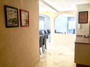 Appartement de luxe avec jardin privé., Апартаменты  Касабланка - big - 10